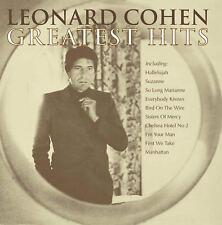 Leonard Cohen - Greatest Hits / Very Best Of  ** NEW CD ** Sealed  17 Tracks
