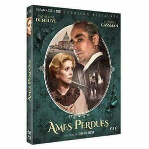 Blu Ray + DVD : Ames perdues - Catherine Deneuve - Ed Digibook - NEUF