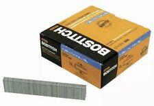 "8 BOXES BOSTITCH SL50351G (1"" X 5/16"") 18-Gauge Staples 5,000/Box X 8 = 40,000"