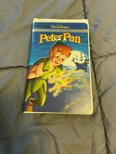 Peter Pan Special Edition Disney VHS