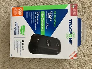 Tracfone LG 237c New in the Box