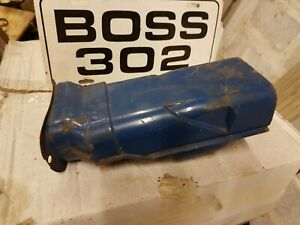 1969 / 1970 Ford Mustang Boss 302 choke horn and evaporative canister etc