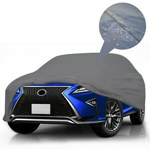 [PSD] Supreme Full Car Cover for Lexus RX350 SUV 2020 Waterproof UV Protection