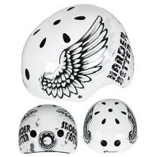 Spokey Kinder-Fahrradhelm Helm BMX- und Skaterhelm Freestyle Angel 57-59