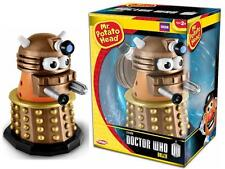 "DOCTOR WHO - Dalek 6"" PopTaters Mr Potato Head Figurine (PPW Toys) #NEW"