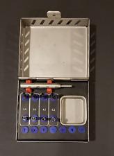 Dental Implant Bone Chip Maker Collector Professional Kit - Black