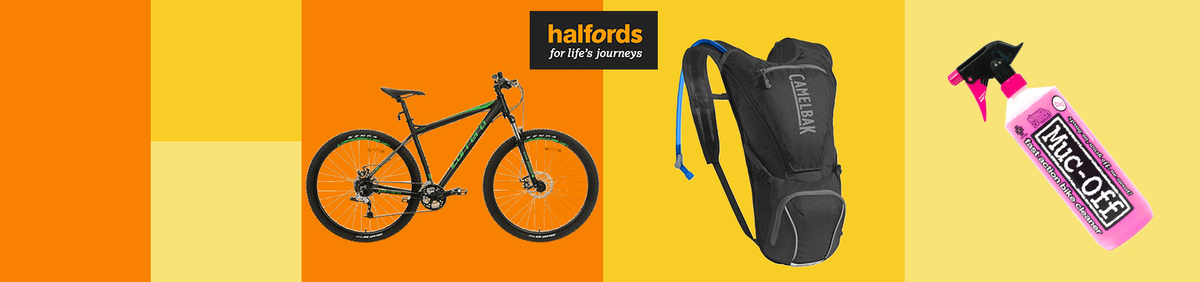 e9e03d7ba29 Up to 40% off on Halfords Cycling