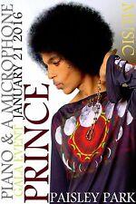 """Prince Singer Rock Pop Legend Paisley Park Record Poster 13x20"""" 24x36"""" 32x48"""" #8"""