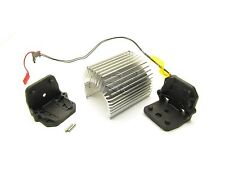 X-MAXX Aluminum Heat Sink & Motor Mounts (Velineon brushless Traxxas 77086-4