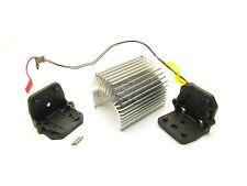 X-MAXX Aluminum Heat Sink & Motor Mounts (Velineon brushless Traxxas 77086-4