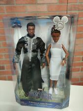 2019 D23 Black Panther Limited Edition Doll Action Figure Chadwick Boseman