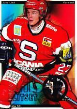 2002-03 Swedish Elitset Dynamic Duos #8 Juha Lind, Antti Tormanen