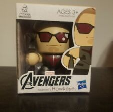 Marvel Hawkeye Action Figure | Mini Muggs | Marvel The Avengers | Hasbro