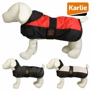 Karlie Hundemantel EISBÄR - Hundejacke Hundepullover Regenmantel Regenjacke Hund