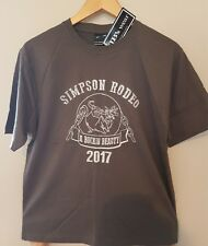 T-shirt Small Simpson Rodeo Design Brand New With Tags