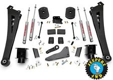 Dodge Ram 2500 5 inch lift kit, Rough Country 5 inch suspension lift