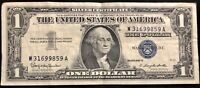 USA 1 Dollar Silver Certificate 1957 B One Dollar $1 Banknote Fast UNC  #21308