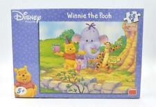 Disney Winnie the Pooh Bear Tigger Fun Kids Floor Puzzle Game 48 Pieces Pcs