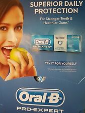 New 50 x Oral B Pro Expert toothpaste 15ml Tubes Mini Travel Mint Holiday Small