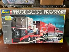 1/25 Revell Truck Racing Transport Kit #7534 RARE 1991 Issue HTF F/S 3 Available