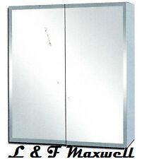 Bathroom Mirror Shaving Cabinet 600mm