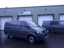 Volkswagen Transporter 102 LWB Metallic Grey FVWSH Air con Kenwood Sat Nav