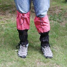 Waterproof Walking Gators Boot Hiking Climbing Leggings Trekking Gaiters