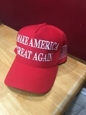 OFFICIAL Trump 2020 MAGA 45 President MAKE AMERICA GREAT AGAIN Hat Red CALI-FAME