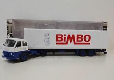 Pegaso 2011/50 + Semi-Remorque Bimbo - 1/43 - Camión Truck Camions (New in Box).