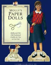 Molly's Paper Dolls (American Girls Pastimes) by Pleasant Company Book The Fast