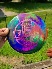 Disc Golf Discraft Double Stamp Paul Mcbeth ESP Zeus 174g Custom Dye