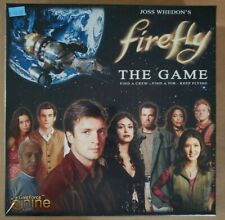 Firefly: The Game - Joss Whedon's - Nib/Sealed