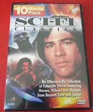 DVD Movie Sci-Fi Classics ! 2 Disc Set - Alien Contamination- Frozen Alive - ++