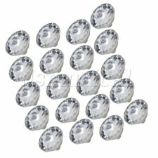 Diamond Bright Crystal Beautiful Upholstery Sofa Decoration Sew Buttons 20pcs