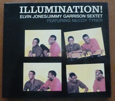 ELVIN JONES/JIMMY GARRISON SEXTET CD..ILLUMINATION..IMPULSE 1998 ORIG..EX