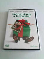 """DVD """"SOBREVIVIENDO A LA NAVIDAD"""" MIKE MITCHELL BEN AFFLECK JAMES GANDOLFINI CHRI"""