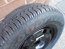 GOODYEAR NCT 5 195 65 15 TYRE STEEL SPARE WHEEL VW GOLF MK4 1J0601027H