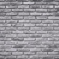 Ella & Viv Paper Co 12x12 Scrapbooking Paper - Gray Brick Wall