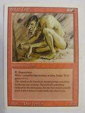 ►Magic-Style◄ MTG Played Sedge Troll // Troll fangeux French Revised FWB