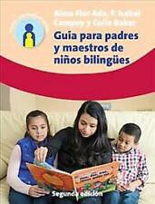 GUFA PARA PADRES Y MAESTROS DE NI±OS/ GUIDE FOR PARENTS AND TEACHERS OF CHILDREN