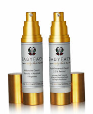 Babyface Night Renewal Cream & Millionaire Cream (2-pc Set)