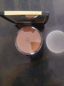 Lancome Dual Finish Versatile Powder Makeup color Matte Miel Fonce  IV