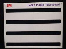 3M 50727 Hookit Wandhalter Multihole Purple Plus Blockboard für Handblöcke