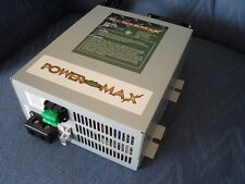 RV 4 stage smart charge POWER CONVERTER 45 amps of 12 volt powermax PM4-45