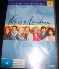 Knots Landing The Complete Second Season 2 (Australia Region 4) DVD – New