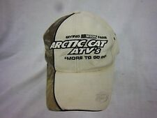 trucker hat baseball cap ARCTIC CAT ATV retro  adjuster cool cloth vintage