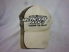 trucker hat baseball cap ARCTIC CAT ATV retro  adjuster cool cloth vintage