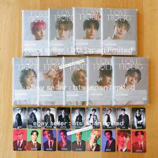 NCT 127 Loveholic + offizielle 2 Foto Karte Set taeyong Mark haechan YUTA jaehyu...
