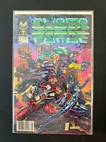 CYBER FORCE #1 IMAGE COMICS FN/VF [NEWSSTAND] 1992 RARE!!