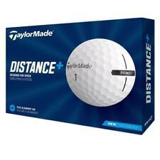 3 Dozen New 2021 Taylor Made Distance Plus Golf Balls - 2 Day Shipping!